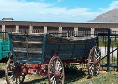 Wagon Restoration